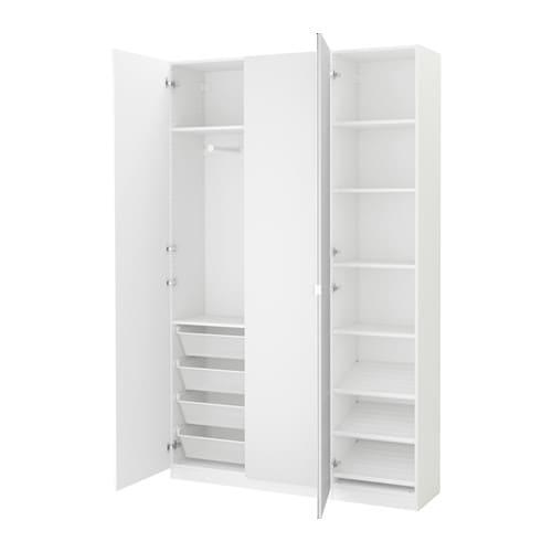 Pax guardaroba 150x38x236 cm cerniera per chiusura - Ikea mobile pax ...