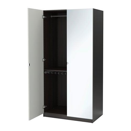 Pax guardaroba 100x60x201 cm cerniera per chiusura for Ikea planner camera