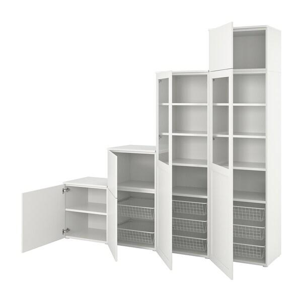 PLATSA Combinazione di mobili, 240x42x221 cm