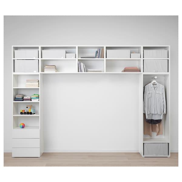 Guardaroba A Ponte Ikea.Platsa Guardaroba Bianco Fonnes Sannidal Ikea Svizzera