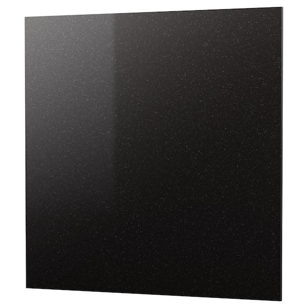 RÅHULT Rivestimento da parete su misura, antracite effetto pietra/quarzo, 1 m²x1.2 cm