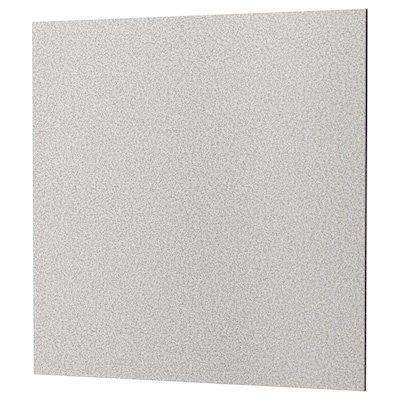 RÅHULT Rivestimento da parete su misura, grigio chiaro effetto pietra/quarzo, 1 m²x1.2 cm