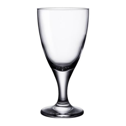 Rotweingläser Ikea rättvik bicchiere per vino rosso ikea