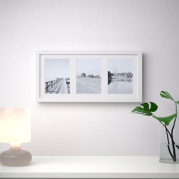 RIBBA Cornice, bianco, 50x23 cm