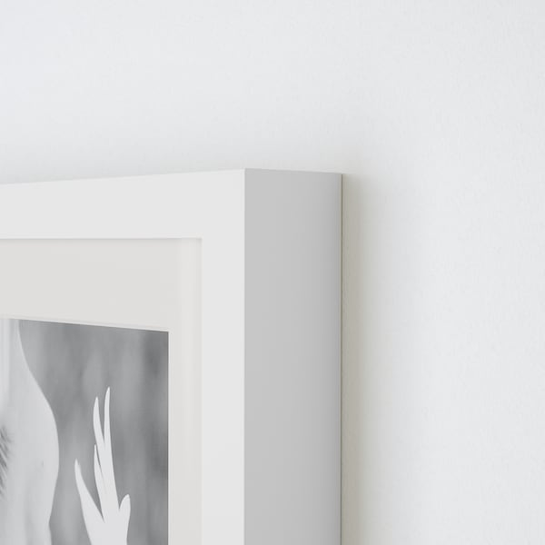 RIBBA Cornice, bianco, 21x30 cm