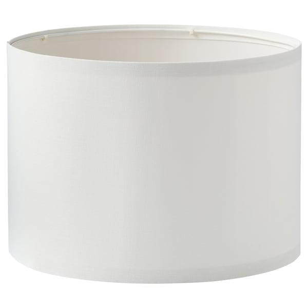RINGSTA Paralume, bianco, 33 cm