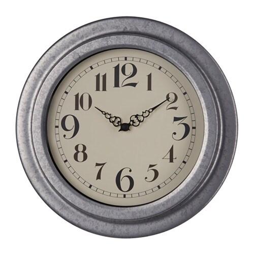 Ryttis orologio da parete ikea for Orologio ikea