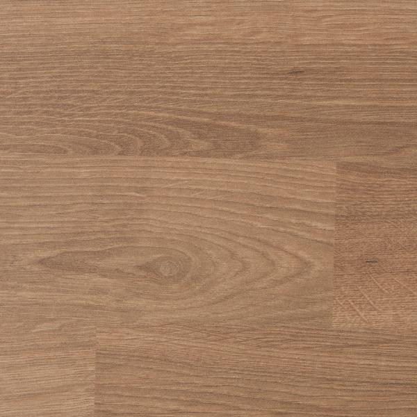 SÄLJAN Piano di lavoro, effetto rovere/laminato, 246x3.8 cm