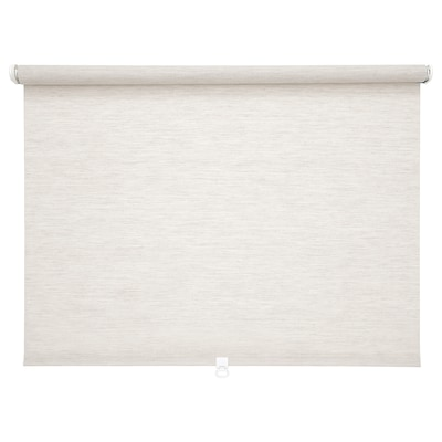 SANDVEDEL Tenda a rullo, beige, 80x195 cm
