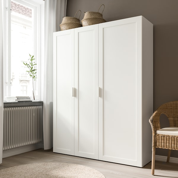 SANNIDAL Anta, bianco, 60x180 cm