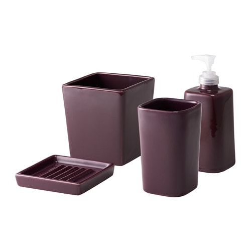 Sege set per bagno 4 pezzi ikea - Set asciugamani bagno ikea ...
