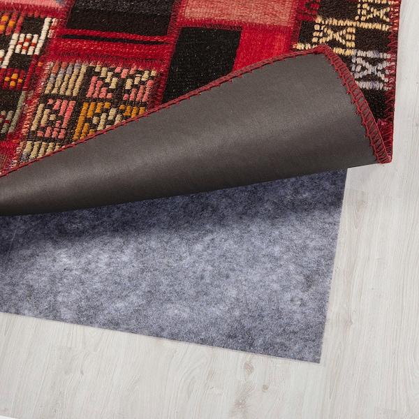 SILKEBORG Tappeto, tessitura piatta, disegni vari, 60x90 cm