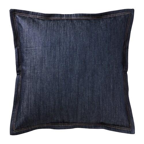 Cuscino Per Leggere A Letto Ikea.Sissil Fodera Per Cuscino Blu