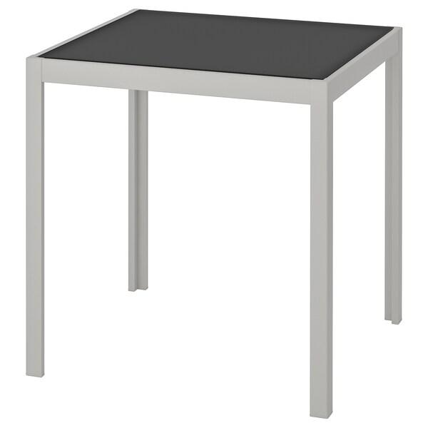 Tavolo Vetro Rotondo Ikea.Sjalland Tavolo Da Giardino Vetro Grigio Grigio Chiaro Ikea