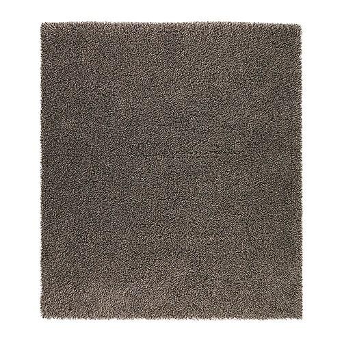 SKÅRUP Tappeto, pelo lungo La lana a fibre lunghe è resistente ...