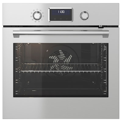 SMAKSAK forno termoventilato inox 59.4 cm 56.7 cm 58.9 cm 150 cm 72 l 35.80 kg
