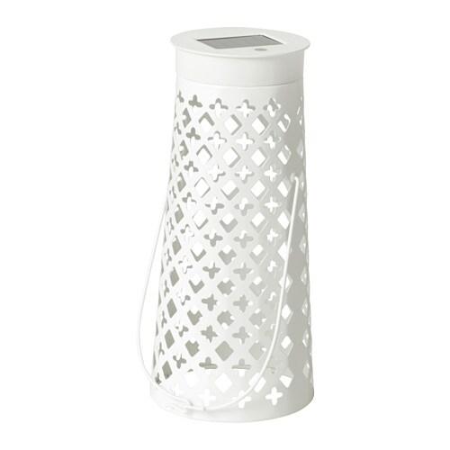Solvinden lampada tavolo led energia solare ikea - Lampada da tavolo led ikea ...