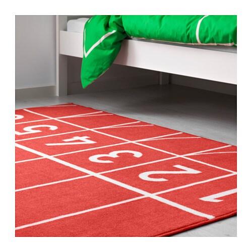 Tappeti zebrati ikea tappeto arredo moderno contempo con - Ikea tappeto bagno rosso ...