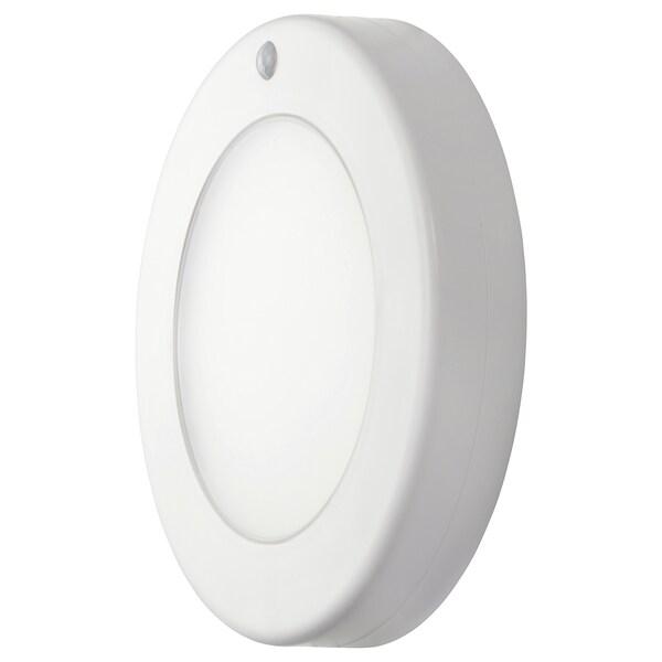 Lampade A Batteria Ikea.Lampada Da Soffitto Parete A Led Stotta A Batterie Bianco