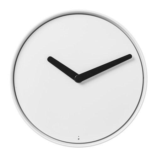 Stolpa orologio da parete ikea for Ikea plafoniere da parete