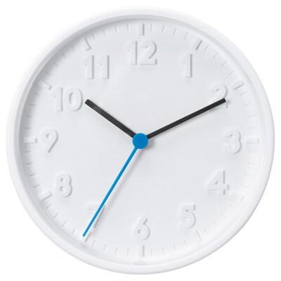 STOMMA orologio da parete bianco 20 cm 4 cm