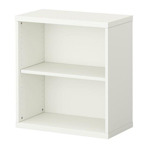 Scaffali In Plastica Ikea.Stuva Scaffale Bianco