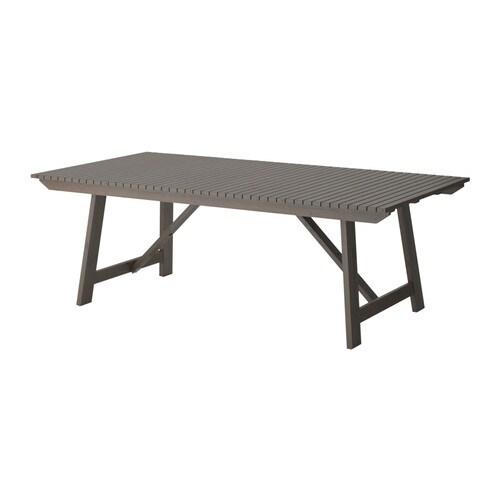 Sunder tavolo da giardino ikea - Tavolo pieghevole da giardino ikea ...