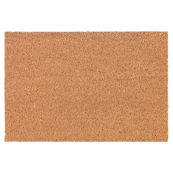 TRAMPA Zerbino, naturale, 40x60 cm