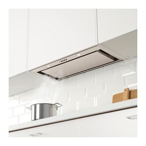 Beautiful Ikea Cappe Aspiranti Per Cucina Photos - Home Interior ...