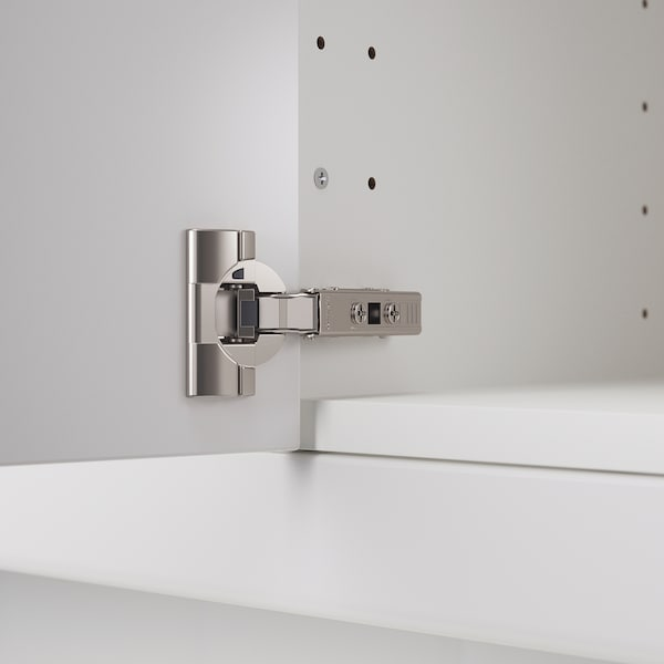 UTRUSTA Cerniera/ammortizz integrato cucina, 110 °