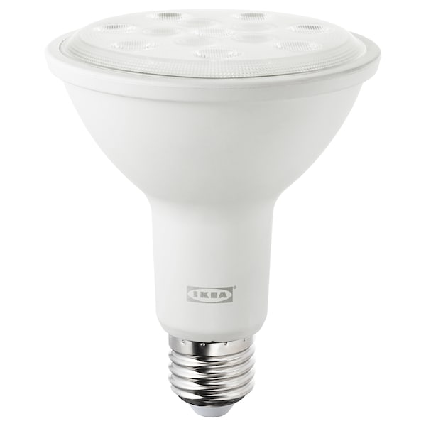 V xer lampadina led coltivaz par30 e27 ikea for Lampade a led ikea
