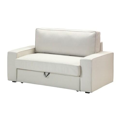 Vilasund marieby divano letto a 2 posti vittaryd beige - Materassi divano letto ikea ...
