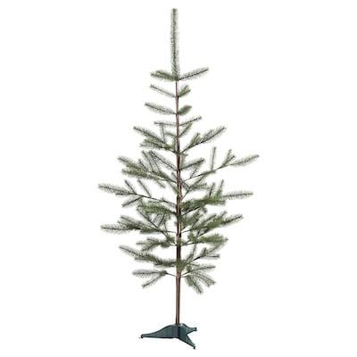 VINTER 2020 Pianta artificiale, da interno/esterno/albero di Natale verde, 150 cm