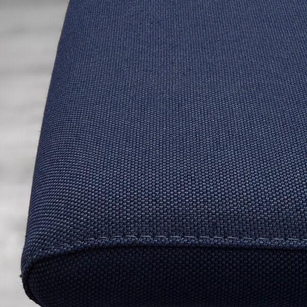 VOLFGANG Sedia, cromato/Orrsta blu-nero