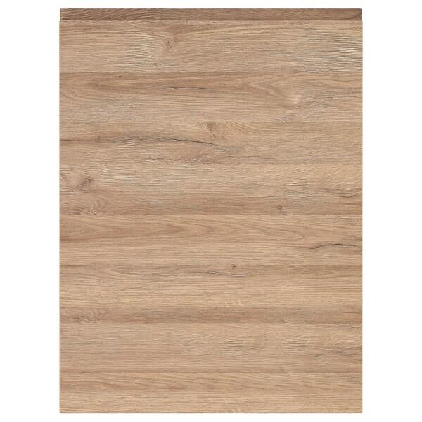 VOXTORP Anta, effetto rovere, 60x80 cm