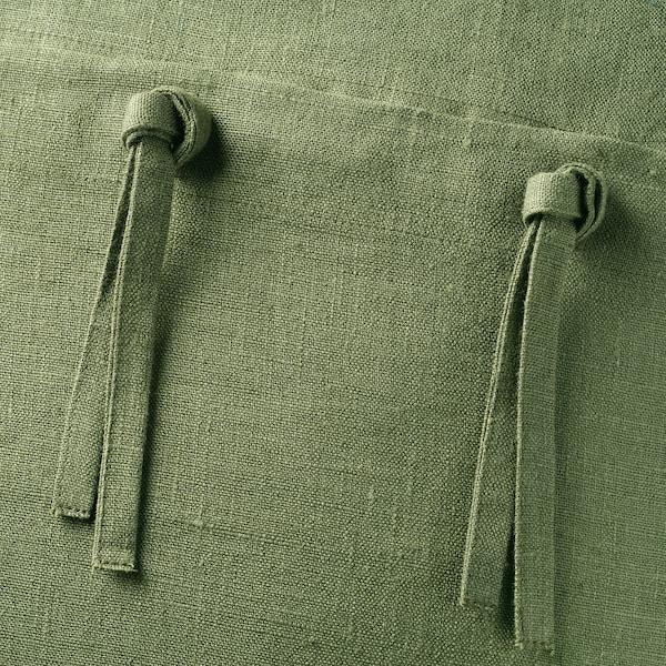 AINA povlak na polštář zelená 50 cm 50 cm