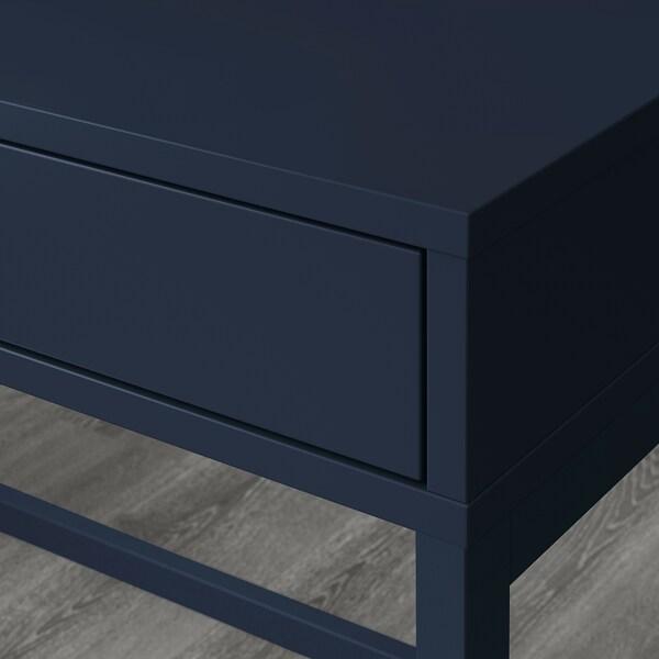 ALEX psací stůl modrá 131 cm 60 cm 76 cm 62 cm