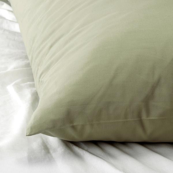 ÅLNATE Povlak na polštář, béžová, 70x90 cm