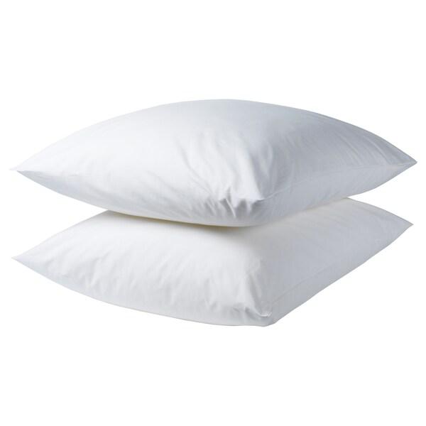 ÅLNATE Povlak na polštář, bílá, 70x90 cm