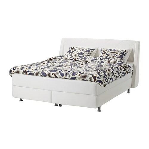 rbakka postel h v g tvrd b l 180x200 cm ikea. Black Bedroom Furniture Sets. Home Design Ideas
