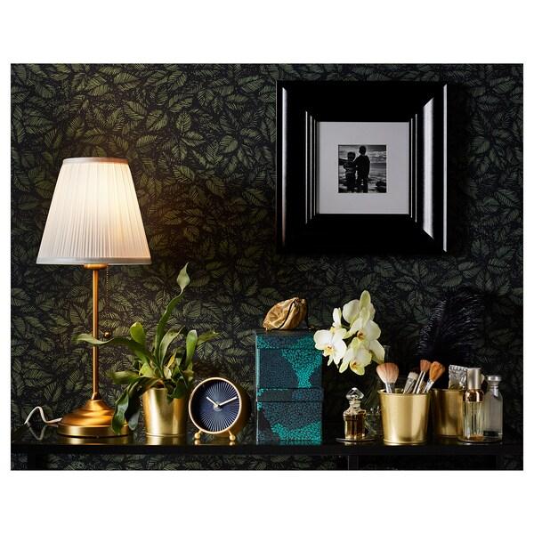 ÅRSTID stolní lampa mosaz/bílá 75 W 55 cm 15 cm 22 cm 203 cm