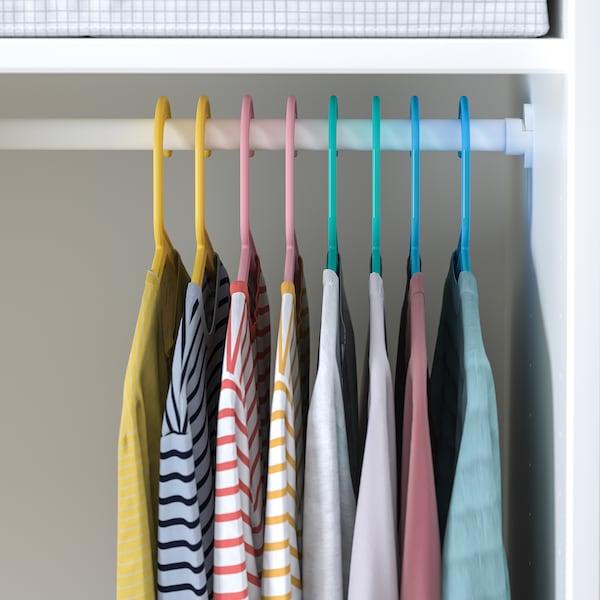 BAGIS dětské ramínko různé barvy 8 ks
