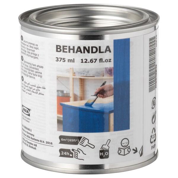BEHANDLA lazura modrá 375 ml