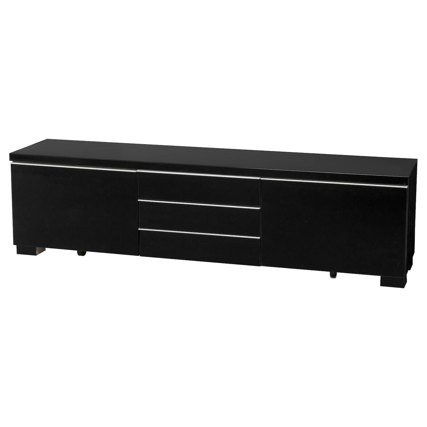 Ikea Besta Burs Tv Bank Rot Edelos Com Inspiration Design F R  # Ikea Meuble Tv Besta Burs