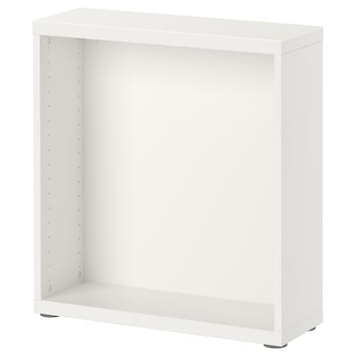 BESTÅ Rám, bílá, 60x20x64 cm
