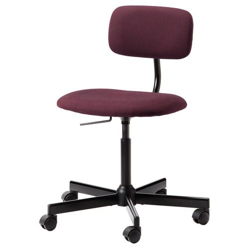 IKEA BLECKBERGET Otočná židle