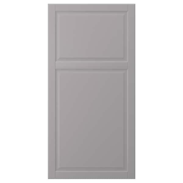 BODBYN Dveře, šedá, 60x120 cm