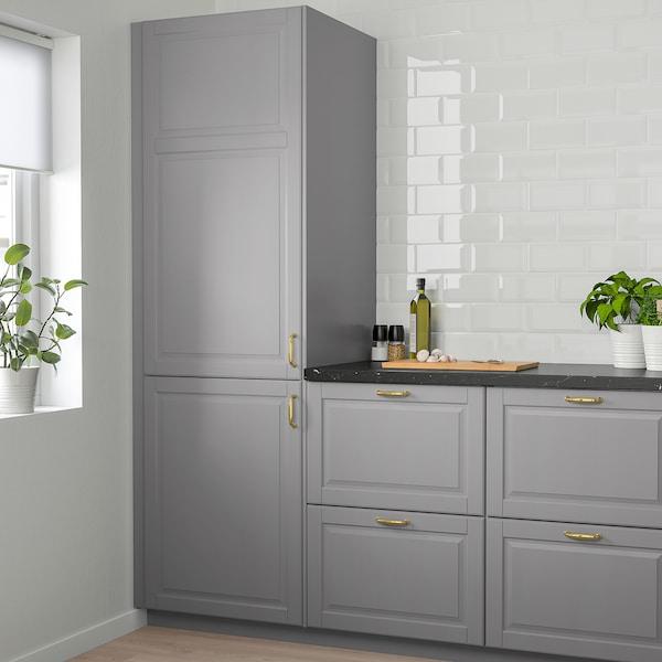 BODBYN Dveře, šedá, 40x40 cm