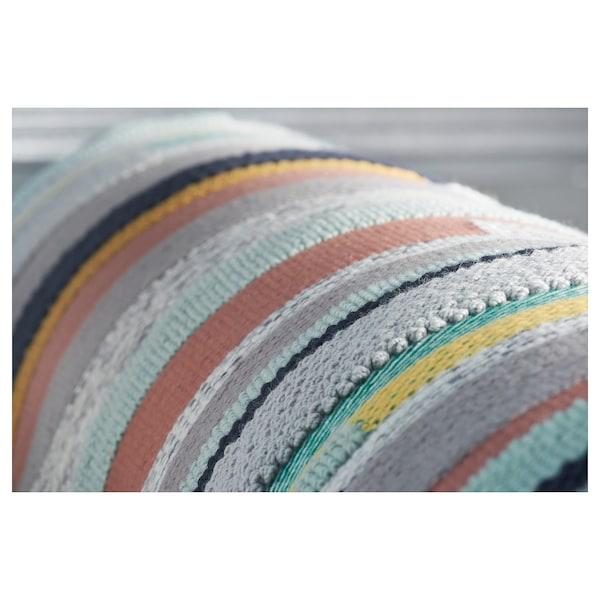 BRÖNDEN Koberec, nízký vlas, ručně vyrobené barevné, 170x240 cm
