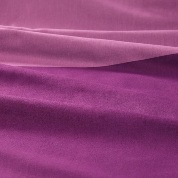 BRUNKRISSLA povlečení na jednolůžko fialová 152 Palec²  1 ks 200 cm 150 cm 50 cm 60 cm
